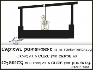 Arguments in favour of capital punishment