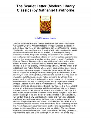 Nathaniel Hawthorne Scarlet Letter Quotes