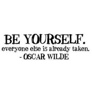 Oscar Wilde Quote by {MεG}.♥.♫.