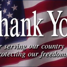My Veterans Day Thank You: A story from dad