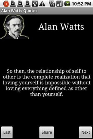 Philosophy quotes about love alan watts quotes android