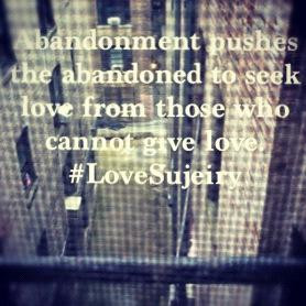 abandonment quote