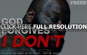 Rick Ross Quotes Rick ross, quotes,