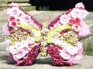 Funeral Butterfly Bulletin