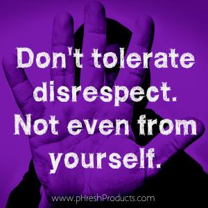 Disrespect Quotes Quotes
