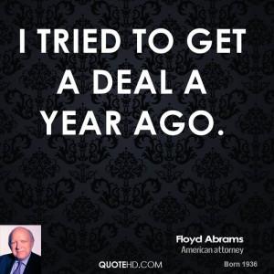 Floyd Abrams Quotes