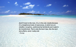 Travel Quotes HD Wallpaper 9