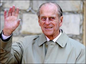 Prince Philip | MG Heritage Day 2009 | Windsor Castle