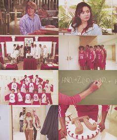 High School Musical high school, school music