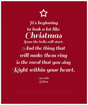 Happy music quotes quotesgram for Christmas decoration quotes