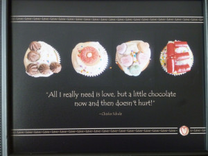 love this Charles Schulz quote