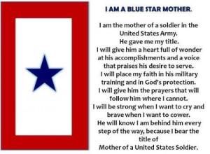 ... Stars Mothers, Military Mom, Stars Mom, Blue Stars, Army Mom, Armymom