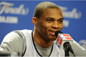 Russell Westbrook Basketball Quotes Guard russell westbrook is