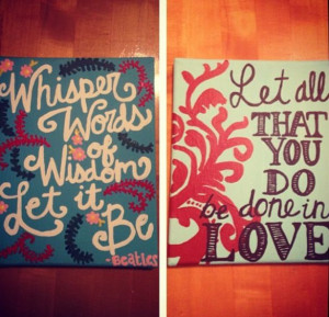 Canvas Quotes
