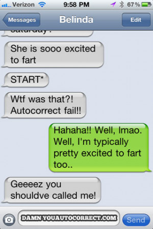funny auto-correct texts - The Anticipation Is Building