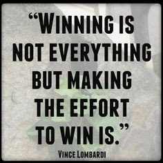 Winning Quotes Sports