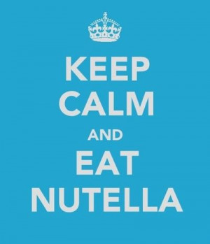 eat nutella bill giyaman posted 3 years ago to their inspiring quotes ...