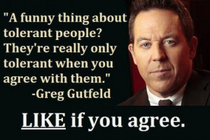 rather thought-provoking meme of Greg Gutfeld and his views on ...
