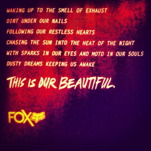 Motocross Quotes For Girls Obsessed with this quote.