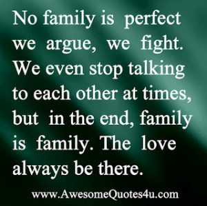 Love My Family Quotes For Facebook