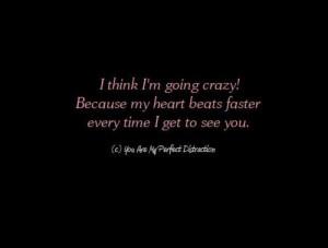 Im Going Crazy Quotes I think im going crazy!
