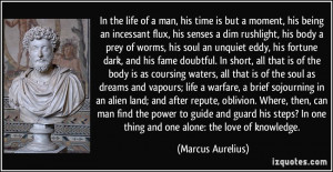 More Marcus Aurelius Quotes