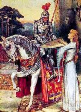 Medieval Romance: Archetypal Chivalry and Courtly Love of Arthurian ...