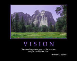 VISION - Motivational Wallpaper