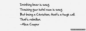Alice Cooper - REBEL