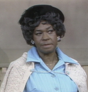 aunt esther and michelle obama debate night it is really not a good ...