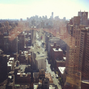 Big city dreaming #nyc