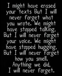 ... relationships   Very Sad Quotes Ill Never Forget You Quotes, Deception