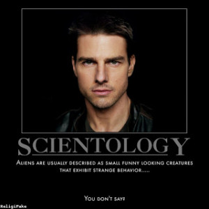 Holmes and Cruise Divorce because of Scientology | What is it?