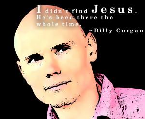 Billy Corgan....