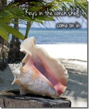 Keys in the Conch Shell