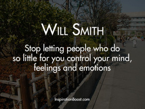 Will Smith Motivational Quotes