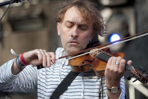 Yann Tiersen performs at Wroclaw June 2011