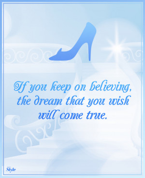 Weekly Affirmation: Keep On Believing