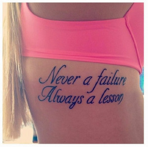 tattoo quotes for bad girls wrist tattoo quote never let