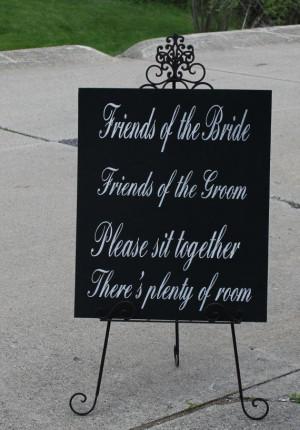 ... Ideas, Church Wedding Aisle, Weddingsigns, Wedding Signs Decor Quotes