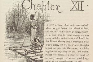 huck finn morality Free essay: tracing the moral development of huck finn living in the 1800's wasn't an easy task there were many hardships that a person had to endure in.
