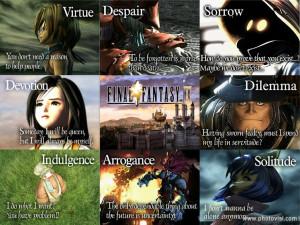 Final Fantasy IX full обзор Часть 1