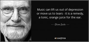 Music can lift us out of depression or move us to tears - it is a ...