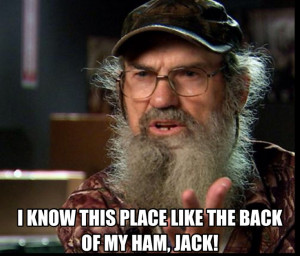 funny #si #duckdynasty #quotes #ham #AE #robertson ... | Duck dynasty