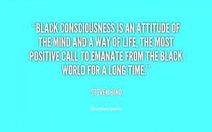 Black Consciousness Quotes
