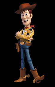 Woody as he appears in Toy Story 3 .