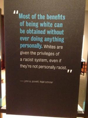 White Privilege Quotes Quotesgram