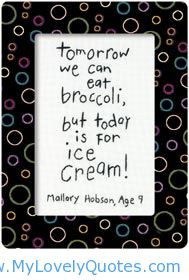 Funny Quotes About Ice Cream Truck