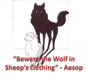 Wolf in Sheep's Clothing - Aesop