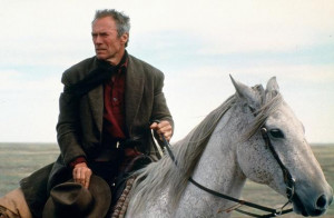 made a reference to Clint Eastwood's vengeful western 'Unforgiven ...